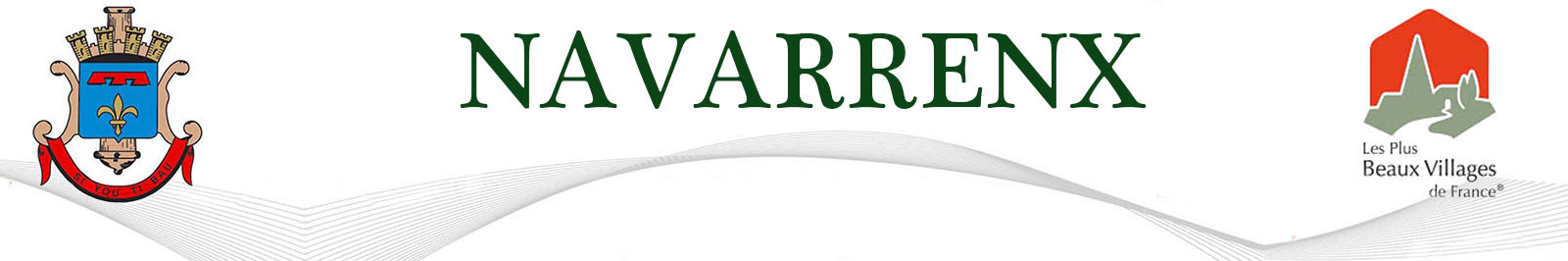 Logo Navarrenx